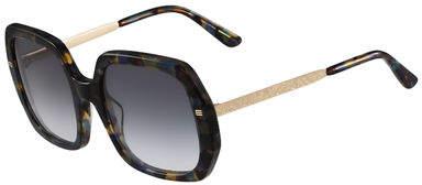 Etro Square Retro Sunglasses