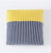 """Shiraleah Sidra 22\"""" x 22\"""" Pillow - Blue"""