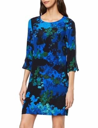 Desigual Women's Vest_tennessee Knee-Length Dress Dress