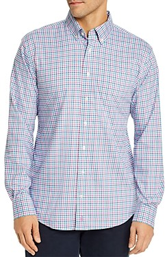 johnnie-O Stan Classic Fit Button-Down Shirt