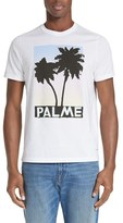 Paul Smith Men's Palm Screen T-Shirt