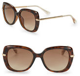 Jimmy Choo 53MM Butterfly Sunglasses