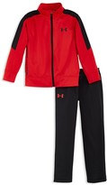 Under Armour Boys' Fearless Track Jacket & Pants Set - Sizes 2T-4T