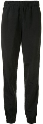 Kenzo Side-Zip Stripe Trackpants