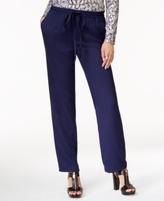 MICHAEL Michael Kors Petite Drawstring Pants