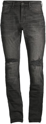 PRPS Le Sabre Stretch - Black Fade Jeans