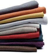 Teroforma Pure Linen Large Napkins and Cross Runners