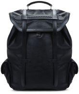 Stella McCartney black alter nappa backpack