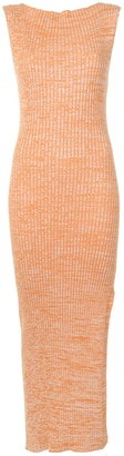 ANNA QUAN Drew ribbed dress