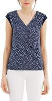 Esprit Women's 047eo1k001 T-Shirt,(Manufacturer Size: Small)