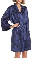 Lauren Ralph Lauren Women's Print Short Robe