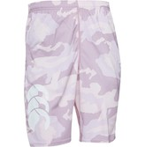 Canterbury of New Zealand Mens VapoDri Poly Camo Shorts Winsome Orchid