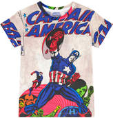 Little Eleven Paris Captain America T-shirt