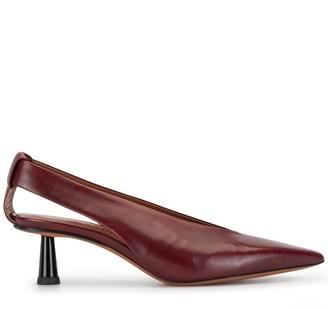 Altuzarra Toshi slingback 50mm shoes