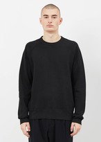 Our Legacy washed black sweat 50's great sweat
