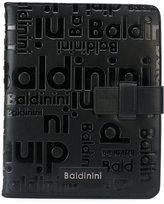 Baldinini logo embossed iPad case - unisex - Calf Leather - One Size