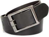 """Mimos (TW2-104) Womens Belt 100% Real Leather , Brown, White 28~42"""" Wide 1.5"""""""