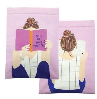 Indigo Paper The Book Bestie Ashley Book Sleeve