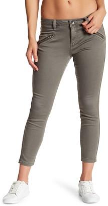 Jag Jeans Ryan Zip Pocket Skinny Jeans (Petite)