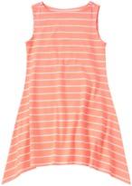 Crazy 8 Neon Stripe Dress