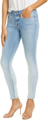 Frame Le Skinny de Jeanne Ombre Jeans