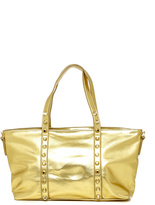 Shiraleah Gold Stud Bag