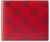 Gucci GucciGhost wallet - men - Leather - One Size