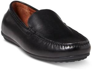 Polo Ralph Lauren Men's Redden Leather Moc Drivers Men's Shoes