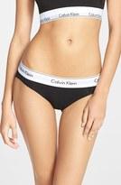 Calvin Klein 'Modern Cotton Collection' Cotton Blend Bikini Panty