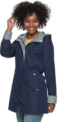 Details Women's Radiance Hooded Rain Jacket