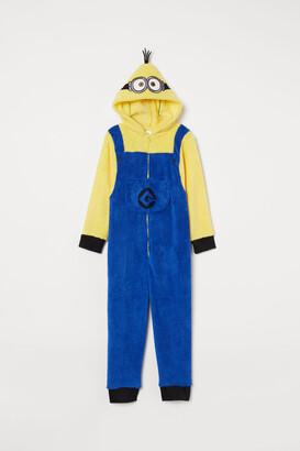 H&M Fleece Costume - Blue