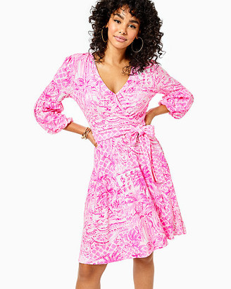Lilly Pulitzer Chace Wrap Dress
