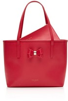 Ted Baker Ritaa Small Bow Tote