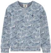 Timberland Printed sweatshirt