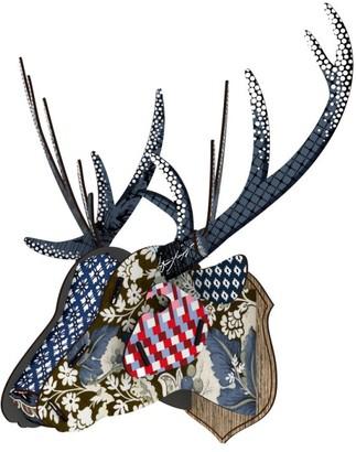 Miho Unexpected Things - Deer The Runner Trophy Head
