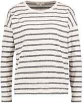 Lee LS STRIPE TEE Long sleeved top vintage white