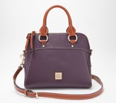 Dooney & Bourke Pebble Leather Cameron Satchel