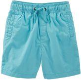 Osh Kosh Boys 4-7 Solid Jogger Shorts