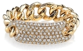 Gold Essential ID Ring