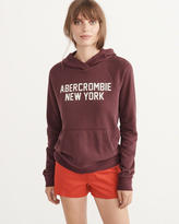 Abercrombie & Fitch Logo Graphic Hoodie