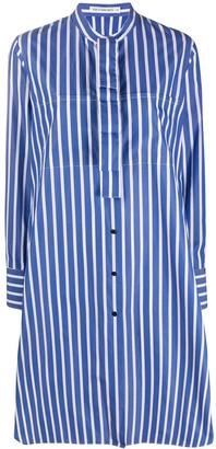 Lis Lareida Striped Shirt Dress