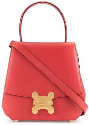 Céline Pre Owned Macadam 2way Hand Bag
