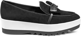 Karl Lagerfeld Paris Katie Slip-On Platform Sneakers