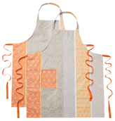 Garnier Thiebaut Mille Geometric Aprons (Set of 2)