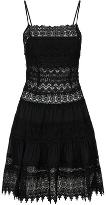 Charo Ruiz Ibiza Joya Lace Mini Dress