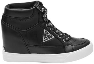 GUESS Demetra Black Multi Sneaker