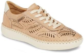 PIKOLINOS Mesina Lasercut Leather Sneaker