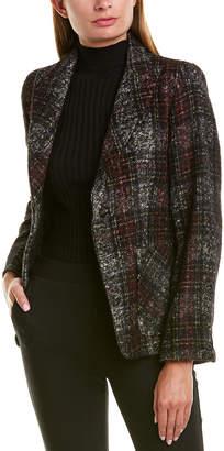 Max Mara Wool & Mohair-Blend Jacket