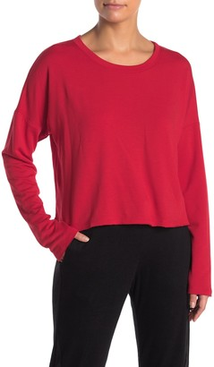Möve Gotta Fleece Lined Crop Pullover