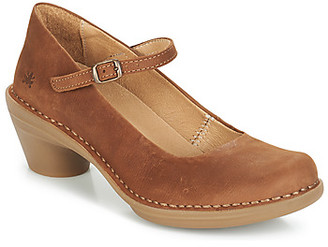El Naturalista AQUA women's Heels in Brown